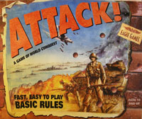 Attack - A Game of World Conquest