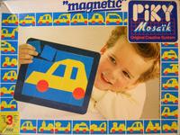 Piky Mosaïk - Original Creative System