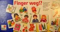 Finger weg!? (Weg met die vingers!?)