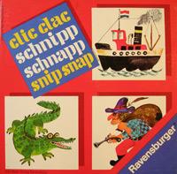 Clic Clac (Schnipp Schnapp - Snip Snap)