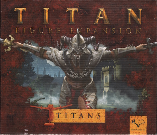 Titan - Figure expansion