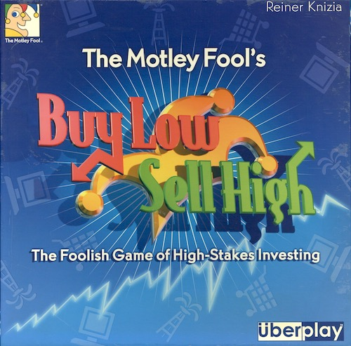 Buy Low Sell High: The Foolish Game of High-Stakes Investing