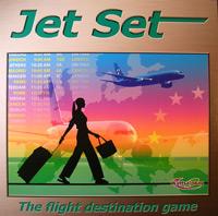 Jet Set: The flight destination game