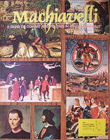 Machiavelli  - A game of combat and politics in Renaissance Italy