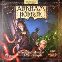 Arkham Horror - Kingsport Horro Expansion