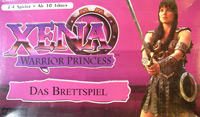 Xena  Warrior Princess: Das Brettspiel
