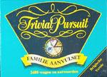 Trivial Pursuit: Familie Aanvulset