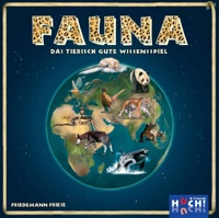 Fauna: das Tierisch Gute Wissensspiel
