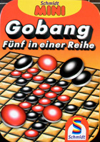 Gobang: Fünf in einer Reihe