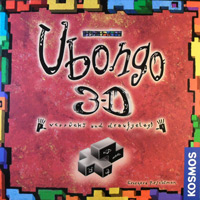 Ubongo: 3-D