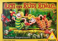 Resi und Rudi Ringel: Das Bunte Raupenrennen