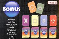 Bonus: Kaartspel