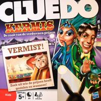 Cluedo Kermis: De Zaak van de verdwenen Prijzen