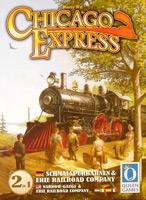 Chicago Express - Schmalspurbahnen & Erie Railroad Company