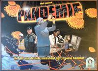 Pandemie - Het lot van de hele mensheid ligt in jouw handen!