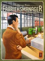 Fabrieksmanager