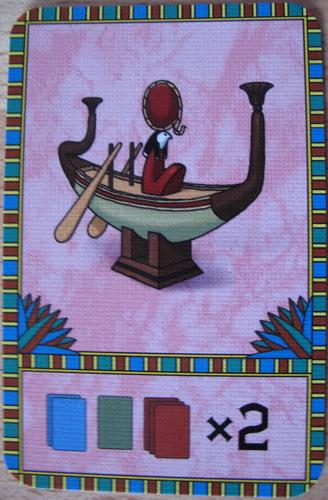 Néfertiti: La Barque Solaire
