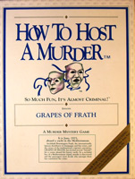 How to Host a Murder - Episode 2 - Grapes of Frath