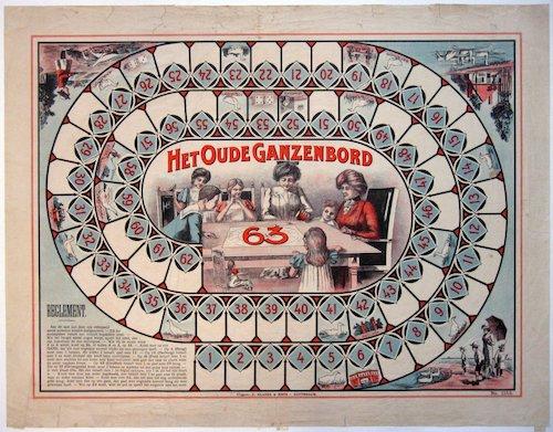 Het Oude Ganzenbord