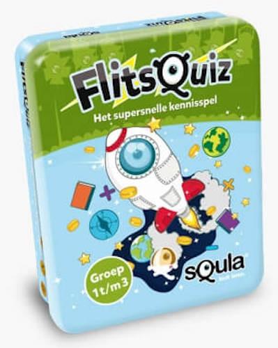Flits Quiz: Het supersnelle kennisspel