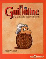 Guillotine: Nu je hoofd niet verliezen!