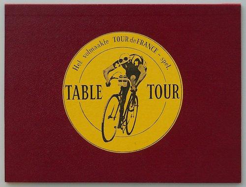 Table Tour: Het volmaakte Tour de France-Spel
