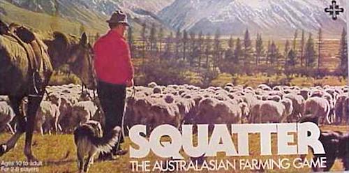 Squatter: The Australasien Farming Game