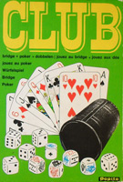 Club - bridge/poker/dobbelen