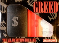 Greed: The all or nothing dice game