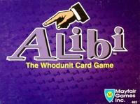 Alibi: The Whodunit Card Game