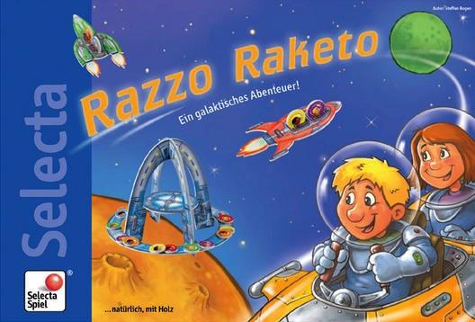 Razzo Raketo (Een galactisch Avontuur!)