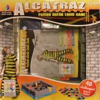 Alcatraz - Prison Break Logic Game