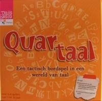Quartaal- Een tactisch bordspel in een wereld van taal