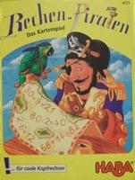Rechen-Piraten- Das Kartenspiel (Rekenpiraten - het kaartspel)