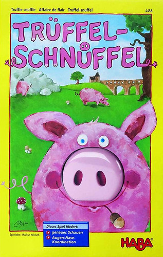 Trüffel - Schnüffel (Truffel-Snuffel)