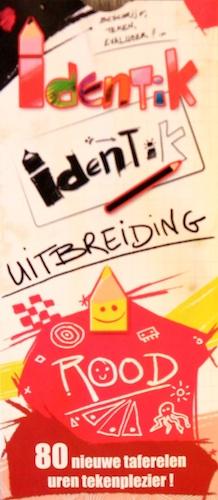 Identik - uitbreiding (rood)