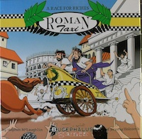 Roman Taxi - A Race for Riches