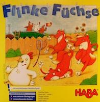 Flinke Füchse (Vlugge vossen)