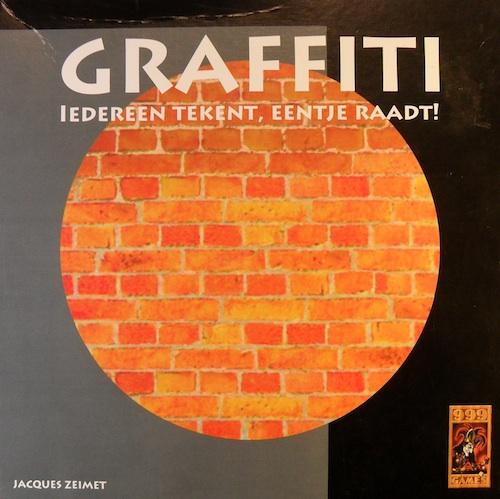 Graffiti: Iedereen tekent, eentje raadt!
