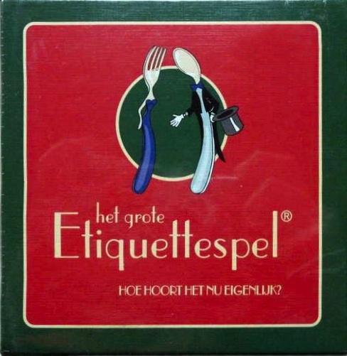 Het Grote Etiquettespel