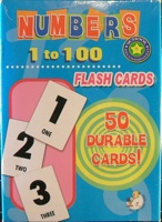 Numbers 1 to 100 (Flash Cards)